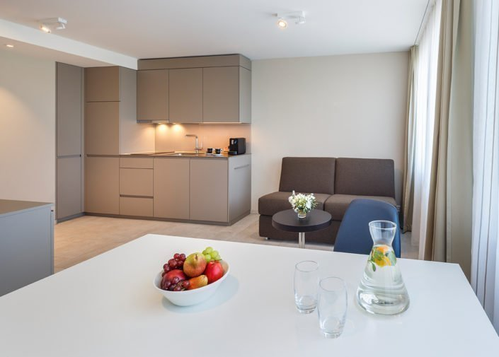 Business Plus Suite Wohnbereich welcome homes, Glattbrugg