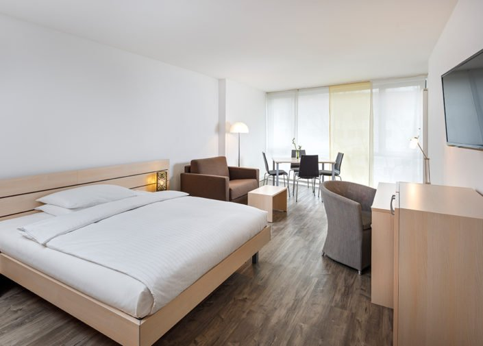 Double Apartment welcome homes, Glattbrugg