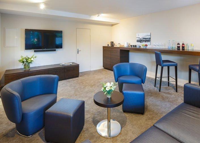 welcome Lounge Hotel Suiten welcome homes, Glattbrugg