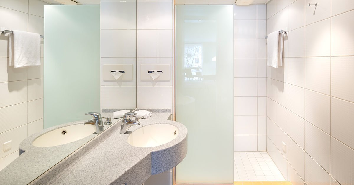 Bathroom Double Apartment welcome homes, Glattbrugg, welcome hotels