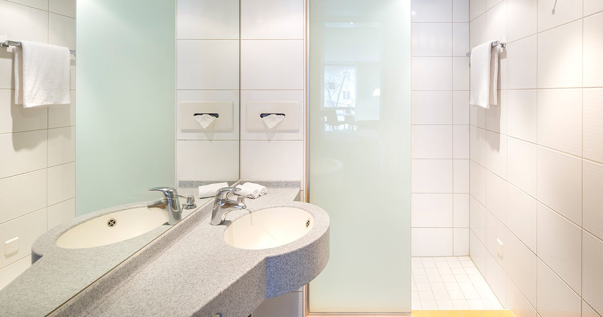 Badezimmer Flexi Apartment welcome homes, Glattbrugg