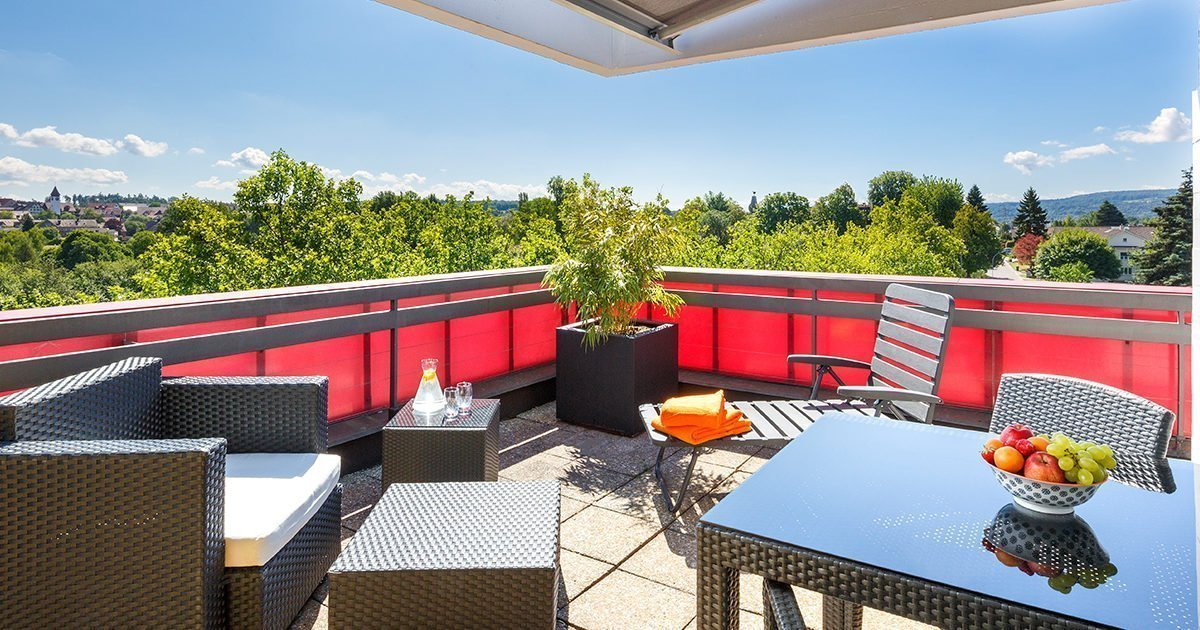 Dachterrasse Sky Suite welcome homes, Glattbrugg
